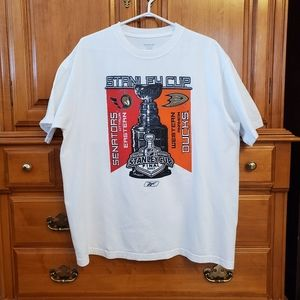 Reebok 2007 Stanley Cup Cotton Tee
